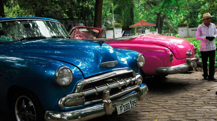 Havana – A City Stuck in Time