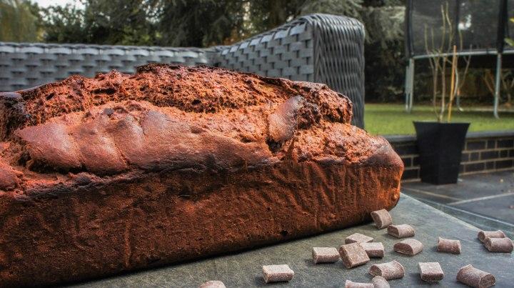 Cocoa-Nana Bread